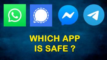 जानें किस Apps के पास कितना User Data ? Internet पे क्या आपका Data Safe है ?